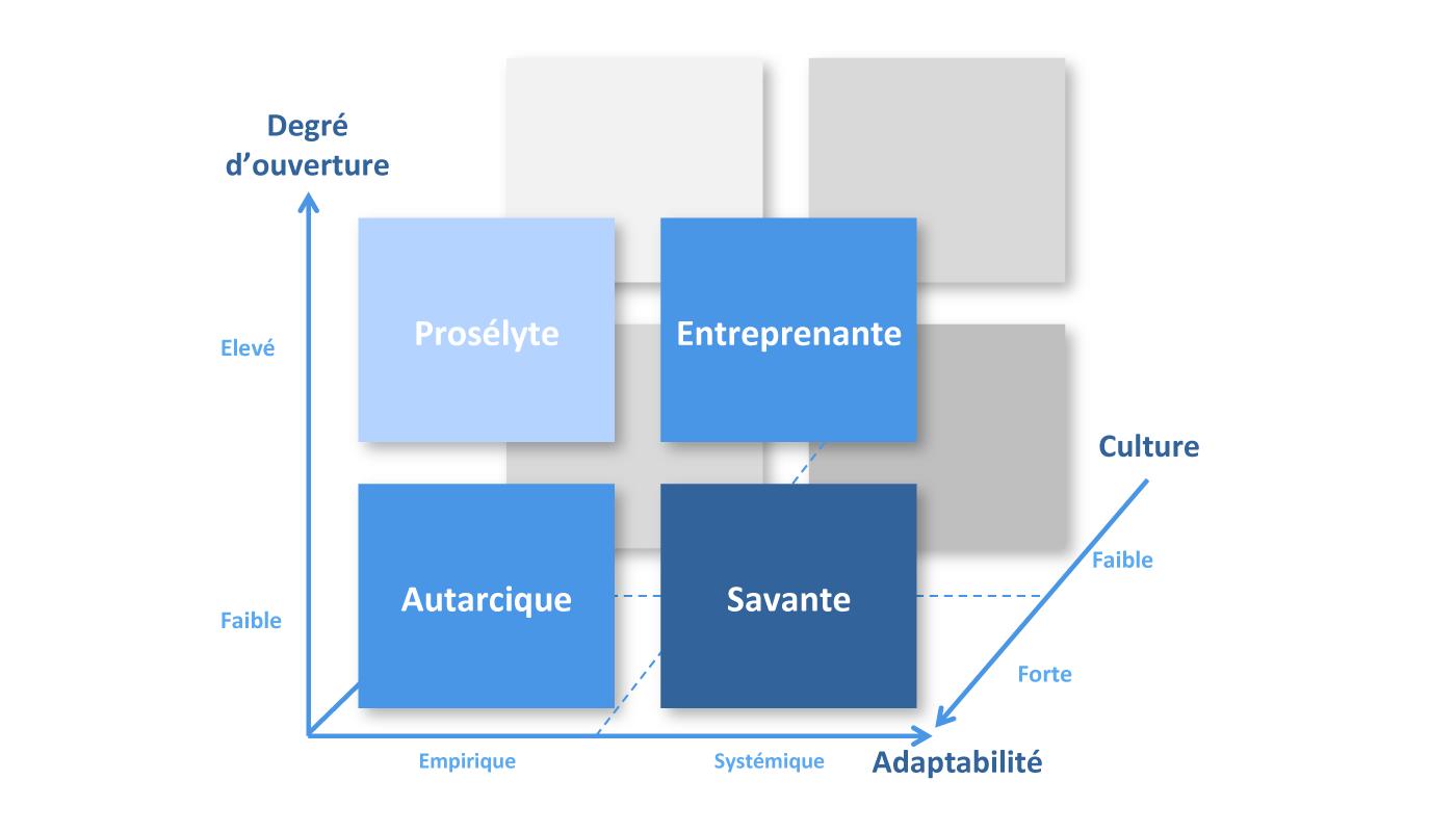 Typologie identitaire des organisations